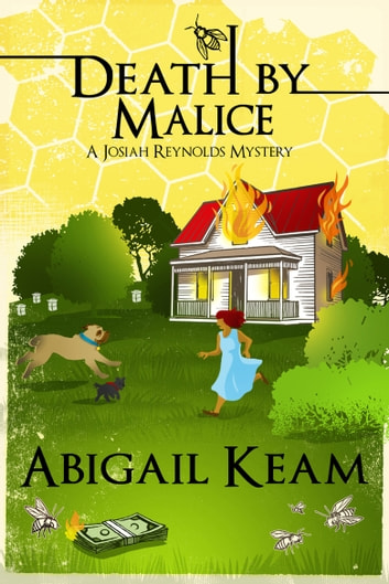 Death By Malice 10: A Josiah Reynolds Mystery ebook by Abigail Keam