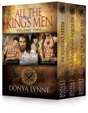All the King's Men Boxed Set 2 - Books 4-6 ebook by Donya Lynne