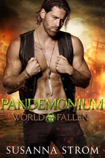 Pandemonium ebook by Susanna Strom