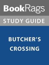 Butchers Crossing Ebook