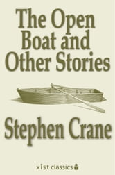 an overview of the setting and story of the open boat by stephen crane