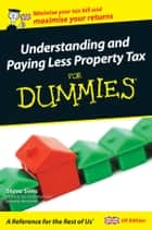 Understanding and Paying Less Property Tax For Dummies ebook by Steve Sims
