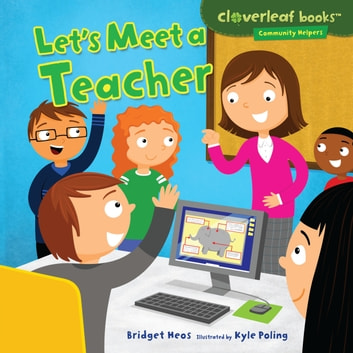 Let's Meet a Teacher audiobook by Bridget Heos