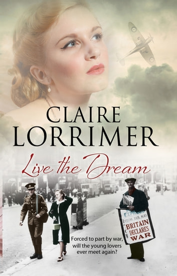Live the Dream ebook by Claire Lorrimer