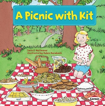 A Picnic with Kit ebook by Sara E. Hoffmann