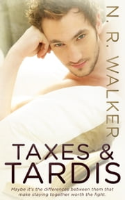 Taxes and TARDIS ebook by N.R. Walker