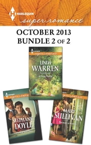 Harlequin Superromance October 2013 - Bundle 2 of 2 - A Texas Family\For the First Time\Because of Audrey ebook by Linda Warren, Stephanie Doyle, Mary Sullivan