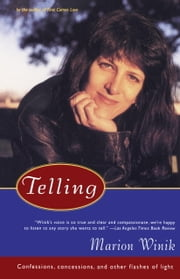Telling ebook by Marion Winik