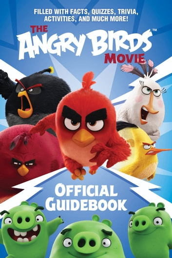 The Angry Birds Movie Official Guidebook ebook by Chris Cerasi