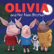 OLIVIA and Her Alien Brother - with audio recording ebook by Maggie Testa,Patrick Spaziante