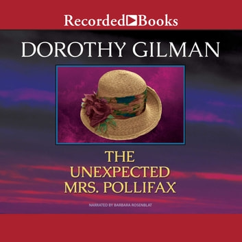 The Unexpected Mrs. Pollifax audiobook by Dorothy Gilman