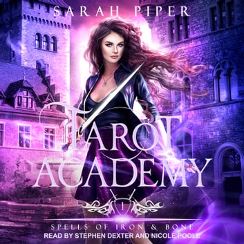 Spells of Iron and Bone audiobook by Sarah Piper