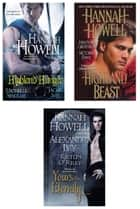 Highland Hunger Bundle with Yours for Eternity & Highland Beast ekitaplar by Hannah Howell, Michele Sinclair, Alexandra Ivy,...