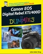 Canon EOS Digital Rebel XTi / 400D For Dummies ebook by Julie Adair King
