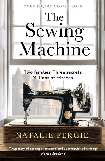 The Sewing Machine ebook by Natalie Fergie