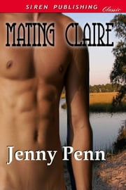 Mating Claire ebook by Jenny Penn