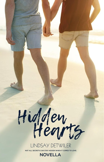 Hidden Hearts - Lines in the Sand, #5 ebook by Lindsay Detwiler