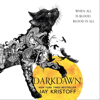 Darkdawn (The Nevernight Chronicle, Book 3) audiobook by Jay Kristoff