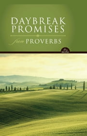 NIV, DayBreak Promises from Proverbs, eBook ebook by David Carder,Lawrence O. Richards