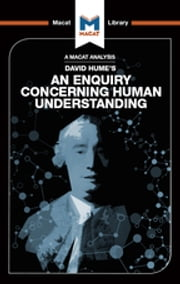 The Enquiry for Human Understanding ebook by Michael O'Sullivan