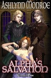 Alpha's Salvation (Psy-Vamps 2) ebook by Ashlynn Monroe