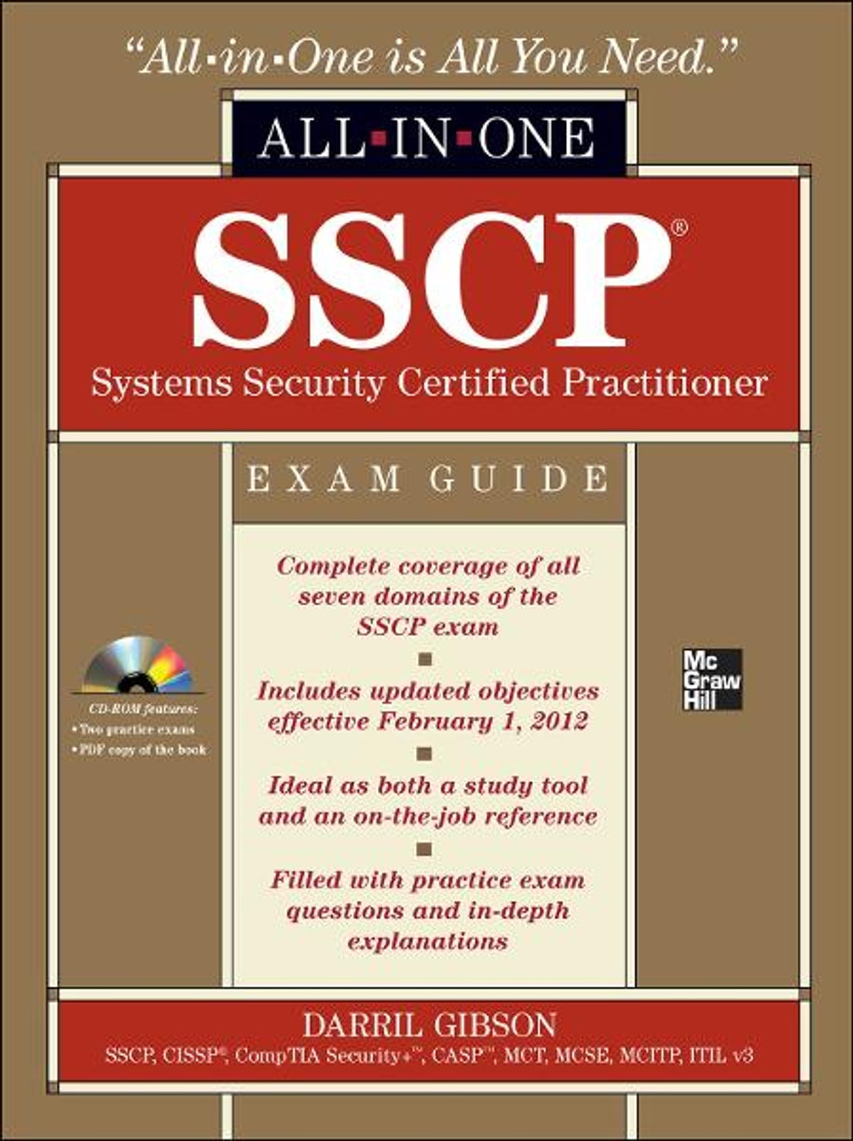 Sscp systems security certified practitioner all in one exam guide sscp systems security certified practitioner all in one exam guide ebook by darril gibson 9780071771559 rakuten kobo xflitez Images