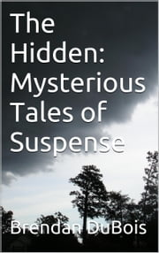 The Hidden: Mysterious Tales of Suspense ebook by Brendan DuBois