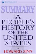 Summary of A People's History of the United States by Howard Zinn ebook by Readtrepreneur Publishing