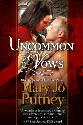 Uncommon Vows ebook by Mary Jo Putney