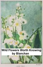 Wild Flowers Worth Knowing, Illustrated ebook by Neltje Blanchan