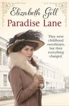 Paradise Lane - They Were Childhood Sweethearts, But Then Everything Changed... ebook by Elizabeth Gill