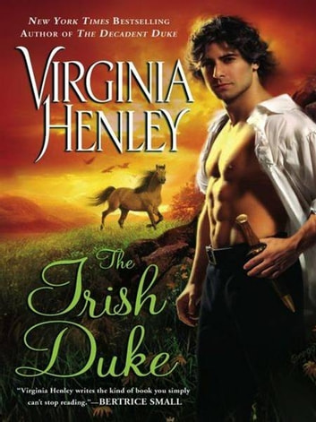 The Irish Duke ebook by Virginia Henley