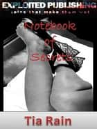 Notebook of Secrets ebook by Tia Rain