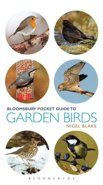 Pocket Guide To Garden Birds ebook by Nigel Blake
