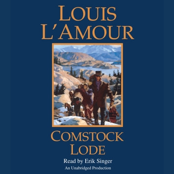 Comstock Lode audiobook by Louis L'Amour