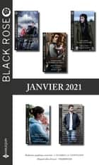 Pack mensuel Black Rose : 10 romans (Janvier 2021) ebook by Collectif
