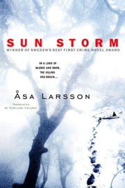 Sun Storm ebook by Asa Larsson