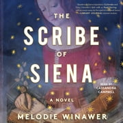 The Scribe of Siena audiobook by Melodie Winawer