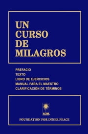 UN CURSO DE MILAGROS ebook by Kobo.Web.Store.Products.Fields.ContributorFieldViewModel