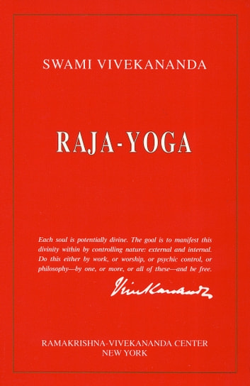 Raja-Yoga ebook by Swami Vivekananda