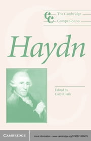 The Cambridge Companion to Haydn ebook by Caryl Clark