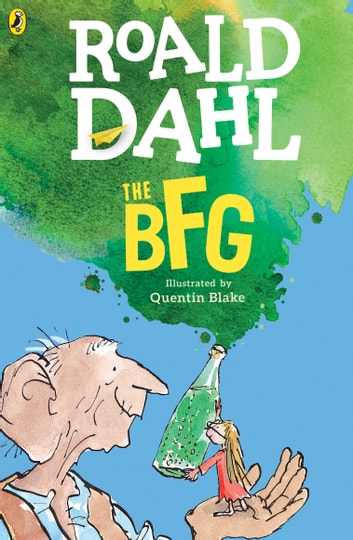 The BFG ebook by Roald Dahl