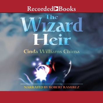 The Wizard Heir audiobook by Cinda Williams Chima