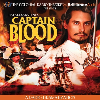 Captain Blood Audiobook By Rafael Sabatini 9781455804061 Rakuten