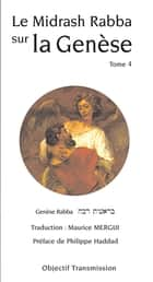 Le Midrash Rabba sur la Genèse (tome 4) ebook by Maurice Mergui