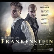 Frankenstein audiobook by Mary Shelley, Jonathan Barnes