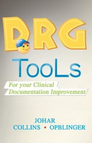 DRG Tools ebook by Maria Johar