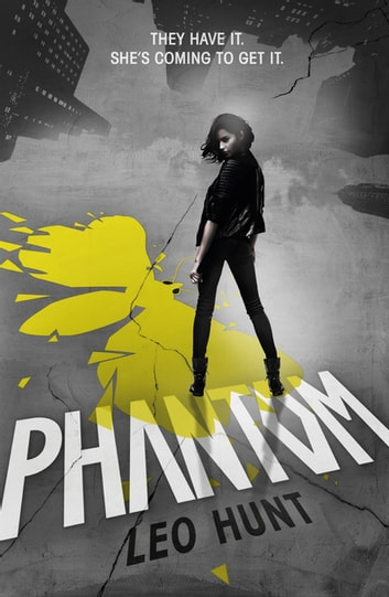 Phantom ebook by Leo Hunt