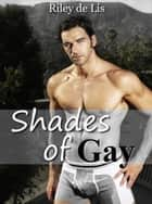 Shades of Gay (M/M Erotica) ebook by Riley de Lis