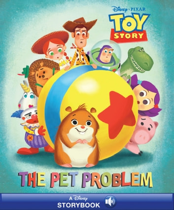 Disney Classic Stories: Toy Story: The Pet Problems ebook by Disney Book Group